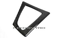 For BMW 3 4 Series F30 F31 F32 F33 Gear Shifter Surround Trim Carbon Fiber Cover
