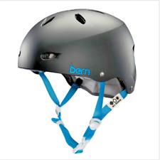 Bern Brighton EPS Summer Cycling Helmet (Matte Black / (M/L) Medium/Large)