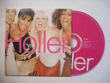 SPICE GIRLS : HOLLER ( RADIO EDIT ) ♦ CD SINGLE PORT GRATUIT ♦
