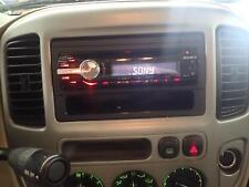 04 Escape: Aftermarket Sony Xplode CD Player Head Unit Radio ID# CDX-GT260MP