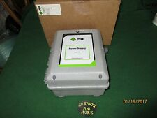 NEW PBE 1925 POWER UNIT 120 VAC, 2-24 VAC, 1.5 AMP OUTPUTS,   MSHA APPROVED