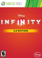 Disney Infinity 3.0 Standalone Game Disc Only For Xbox 360 Very Good 2E