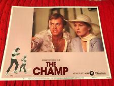 The Champ 1979 MGM/United Artists lobby card Faye Dunaway Jon Voight
