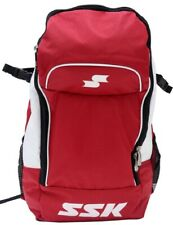 SSK Bat Pack Backpack Baseball / Softball Red