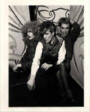 Skids Richard Jobson Transvestite Unseen Photo #1390GHI circa 1979