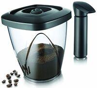 Vacuum Coffee Saver 500 gr.   1,3 L 44 fl. oz  incl. Pump
