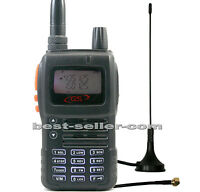GS-7700USB (136-174&400-500MHz) Dual Band Radio+Antenna GT-450P+software,walkie