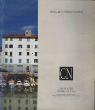 CN Comune Notizie- Rivista del Comune di Livorno - N. 8 n. s. dicembre 1993