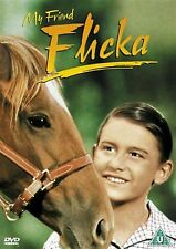 My Friend Flicka 2003 Roddy McDowall, Preston Foster, Rita Johnson NEW UK R2 DVD