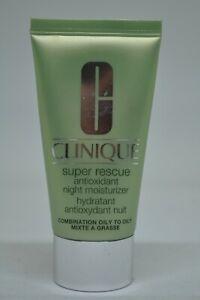 Clinique Super Rescue Antioxidant Night Moisturizer 50ml/1.7fl.oz. -choose type-