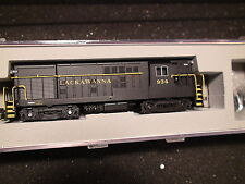 N-SCALE ATLAS #52037 H16-44 LACKAWANNA ROAD #934 BIGDISCOUNTTRAINS