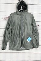 Columbia Sabmple Mens Omni-Heat Mens Rain Windbreaker Jacket US L