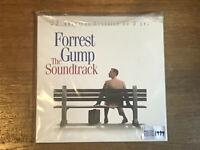 Forrest Gump 3 LP Red White Blue Vinyl - Original Soundtrack - SRC Vinyl 2015