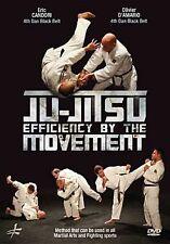 JU-JITSU EFFICIENCY BY THE MOVEMENT (Eric Candori) - DVD - Region Free
