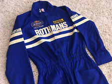 More details for rothmans opel ascona manta 400 original rally team mechanics overalls 1980s