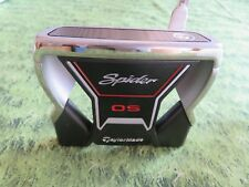 "TOUR ISSUE * NEW * TaylorMade SPIDER OS 34"" Putter .... #8656"