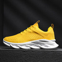 Men's Athletic Sneakers Sports Running Shoes Casual Shoes Breathable Walking