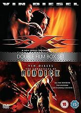 Double: Xxx/The Chronicles Of Riddick [DVD], , Used; Good DVD