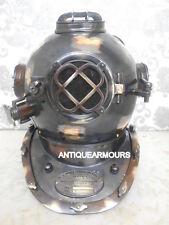 Collectables Nautical Us Navy Diving Divers Helmet Reproduction Maritime Item