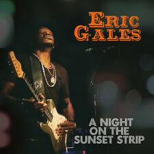 Eric Gales - A Night On The Sunset Strip [New CD] With DVD