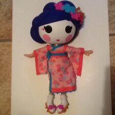Lalaloopsy Large Doll - Yuki Kimono - excellent condition