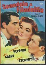 Scandalo a Filadelfia (1940) DVD