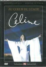 CELINE DION ( AU COEUR DU STATE ) NEW  DVD
