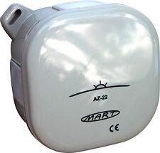 Dämmerungsschalter einstellbar MART AZ-22, 230V 16A 4000W IP54 1-30-1000 lx