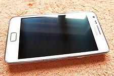 Samsung Galaxy S2 I9100 * 16GB Weiss 4,2 Zoll *  Display wie Neu * Android HSDPA