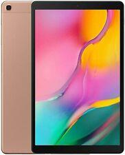 """Samsung Galaxy Tab A 2019 SM-T515 32GB WLAN + LTE Ohne Simlock 10,1"""" Gold NEU"""