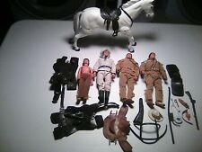 Gabriel Lone Ranger huge figures and accessories lot.Little Bear +