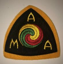 American Motorcycle Association (Ama) Member Jacket Patch Vintage Nos