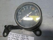 Vintage  Honda CB / CL / SL175K  CB / CL350 Tachometer 37240-334-670, TESTED