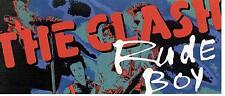 The Clash, Rude Boy; Promo Sticker