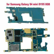 Logic Main Board Motherboard Unlocked for Samsung Galaxy S4 Mini i9195 8GB Parts