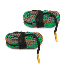 2-Pack Quality 40 Caliber Gun / Pistol Bore Cleaning Bore Snake