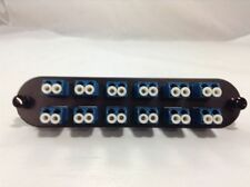 Corning CCH-CP24-A9 EQUIVALENT Plug In Connector Housing LC Duplex SM 24 Port