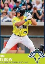 2017 Columbia Fireflies Sealed Team Set - TIM TEBOW - FREE Shipping - Quantity