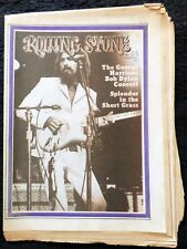 Vintage Rolling Stone Magazine. #90 2/9/71. George Harrison Cover