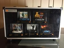Collectors Cars James Bond Die Cast Set