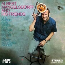 ALBERT MANGELSDORFF - ALBERT MANGELSDORFF AND HIS FRIENDS   CD NEU