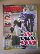 MOTOSPRINT n°49 2007  TEST  BMW HP2 SPORT DUCATI 848  [MS8]