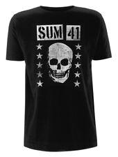 Sum 41 'Grinning Skull' T-Shirt - NEW & OFFICIAL!