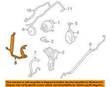 Hummer GM OEM 03-09 H2-Power Steering Oil Cooler 26095266