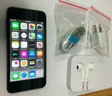 Apple iPod touch 6th Generation Space Gray (32GB) w/new original earbuds+charger
