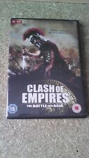 CLASH OF EMPIRES - THE BATTLE FOR ASIA (DVD) New