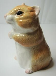 John Beswick Adorable Animals in Conjunction with the RSPCA - HAMSTER