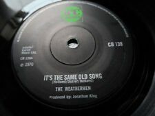 "The Weathermen It's The Same Old Song 7"" Single B"