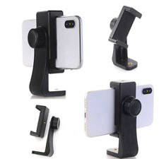 Smartphone Tripod Bracket Mount Holder Adapter for Mobile Phone iphone x