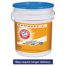 Arm & Hammer HE Compatible Liquid Detergent Unscented 5 gal Pail 3320000008